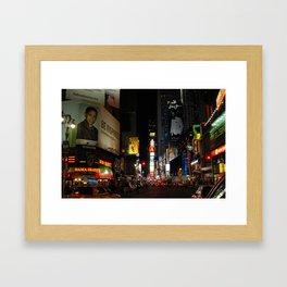 NYC 1 Framed Art Print
