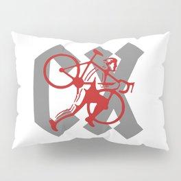 Cyclocross Pillow Sham