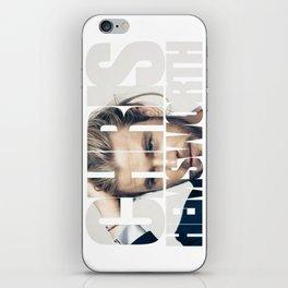 Chris Hemsworth iPhone Skin