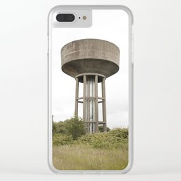Ballymurn - Water Towers of Ireland Clear iPhone Case