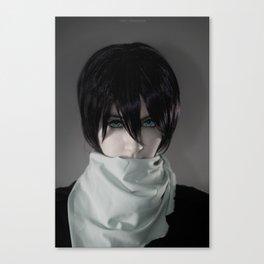 Yato Canvas Print
