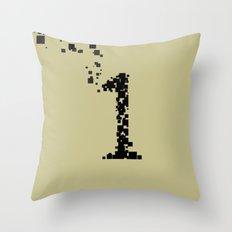square 1 Throw Pillow
