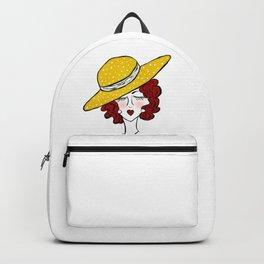 Miss Scarlett Backpack