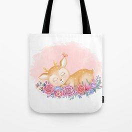 Cute little deer Tote Bag