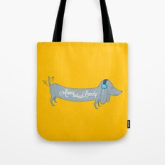 Alone but not Lonely Tote Bag