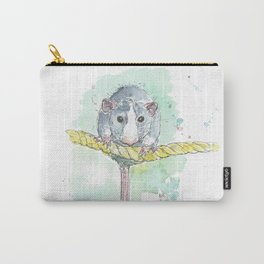 Rat on a rope. Carry-All Pouch