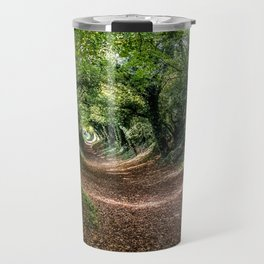 Tunnel of Trees. Travel Mug