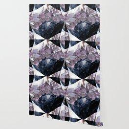 Amethyst Crystal Abstract Wallpaper