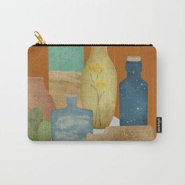 Deconstructed Desert Carry-All Pouch