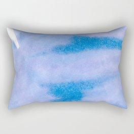 Easy Breezy Ink Rectangular Pillow