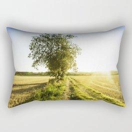 Catalan landscape Rectangular Pillow