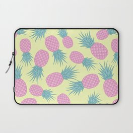 Pink pastel pineapple Laptop Sleeve