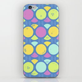 Quirky Dots iPhone Skin