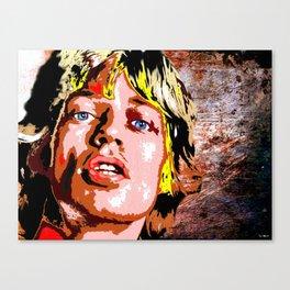 Mick J. Canvas Print