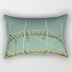 rollercoaster Rectangular Pillow