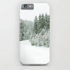 Winter Road iPhone 6 Slim Case