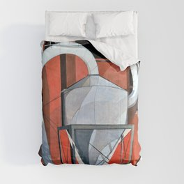 Charles Demuth - Machinery - Digital Remastered Edition Comforters