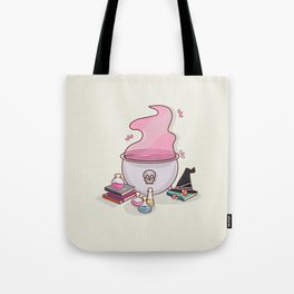 I put a spell on you Tote Bag