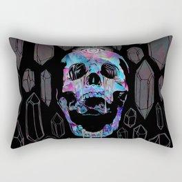 Crystal Skull Rectangular Pillow