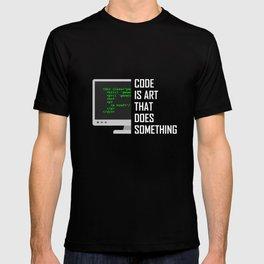 Coder Debugging Code Programmer Programming Gift T-shirt