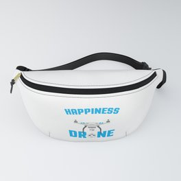You Can't Buy Happiness But You Can Buy A Drone Fanny Pack