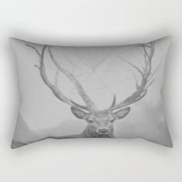 The Deer Rectangular Pillow