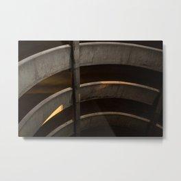 Sliver of Light Metal Print