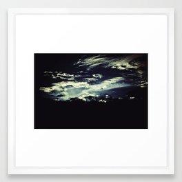 Jours de Gloire Framed Art Print