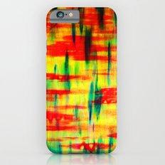 Dry Brush iPhone 6s Slim Case