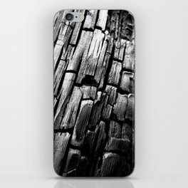 Charred iPhone Skin