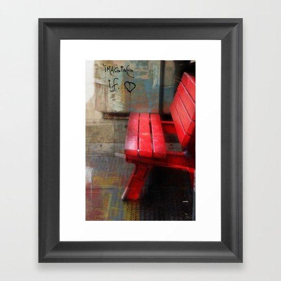 Sold! Thank you!! Framed Art Print