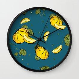 The Blewah Indah Wall Clock