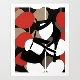 Stiletto #1 Art Print