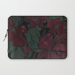 Rich Floral Laptop Sleeve