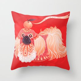 Year of the Dog 2018 Throw Pillow