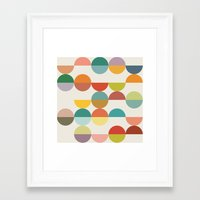 nordic Framed Art Prints featuring Nordic by LHD2