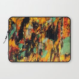 Untitled Abstract - Taunting Jester Laptop Sleeve