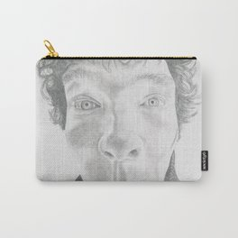 A Disguise Is Always A Self Portrait Carry-All Pouch