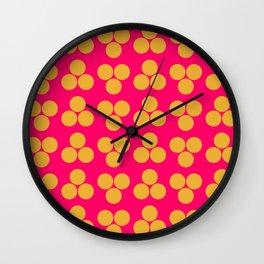 Kaftan pattern I Wall Clock