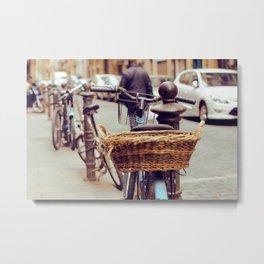To ride. Metal Print