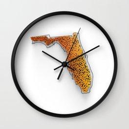 FL-PD-3D Wall Clock
