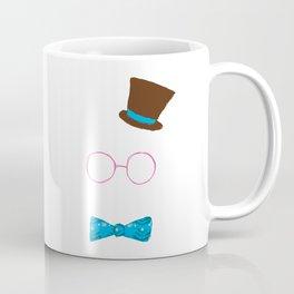 Invisible Nerd Coffee Mug