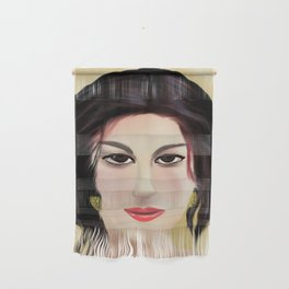 Sultry Siren Wall Hanging