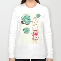 boba Long Sleeve T-shirts featuring Boba by causemepain