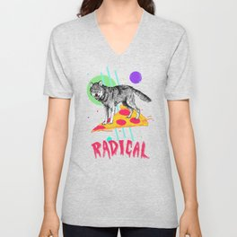 So Radical Unisex V-Neck