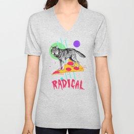 So Radical Unisex V-Neck
