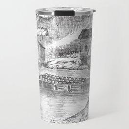 Nova Scotia Travel Mug