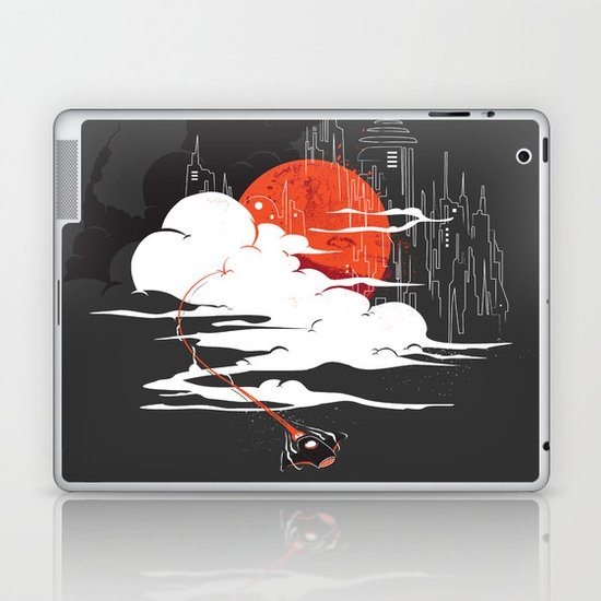 Uncharted Voyage Laptop & iPad Skin