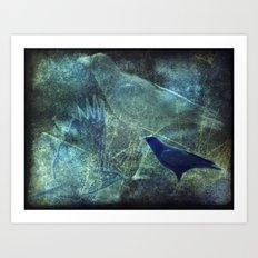 Spirit Bird Freedom Art Print