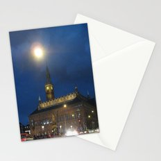 Lights in the Night Stationery Cards